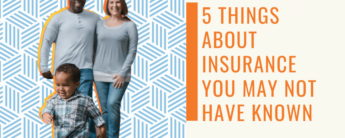 Things about insurance policy